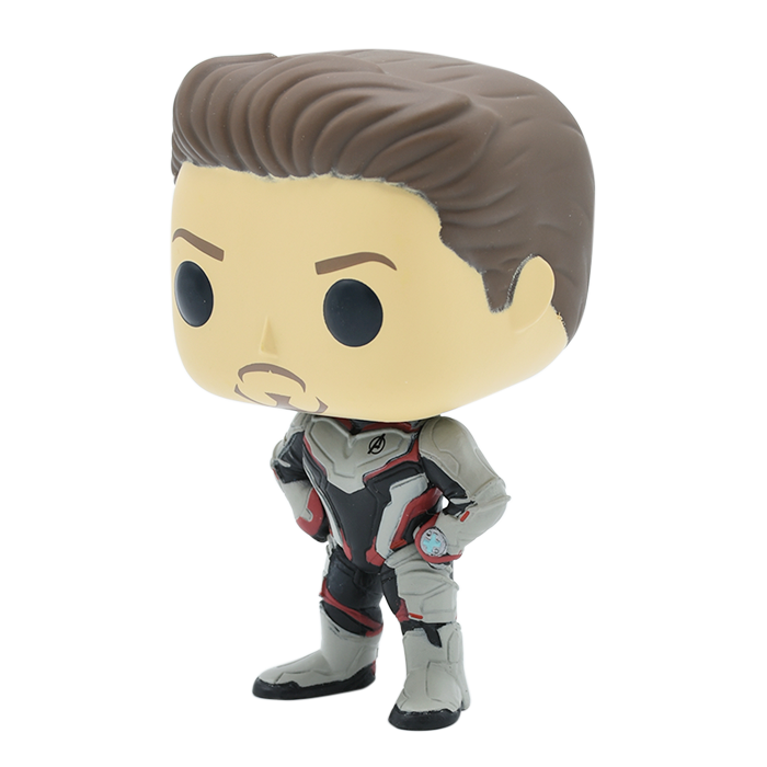IRON MAN FUNKO MARVEL No.449