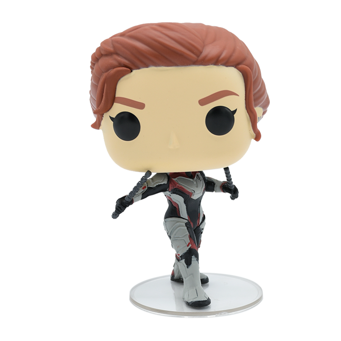 BLACK WIDOW FUNKO MARVEL No.454