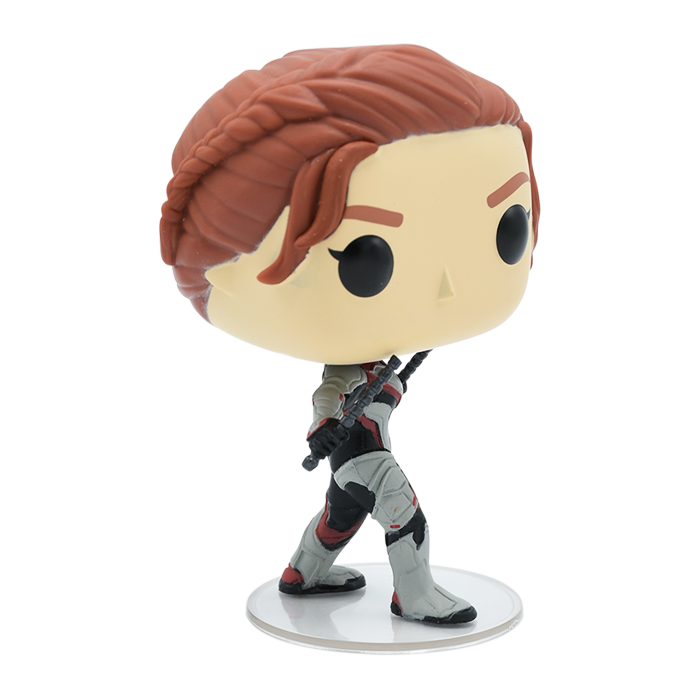 FIGURA FUNKO POP! BLACK WIDOW  MARVEL AVENGERS ENDGAME