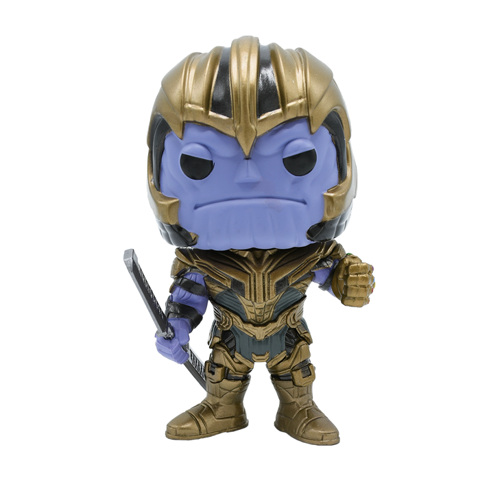 THANOS FUNKO MARVEL No.453