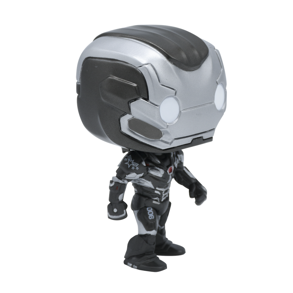 FIGURA FUNKO POP! WAR MACHINE AVENGERS END GAME