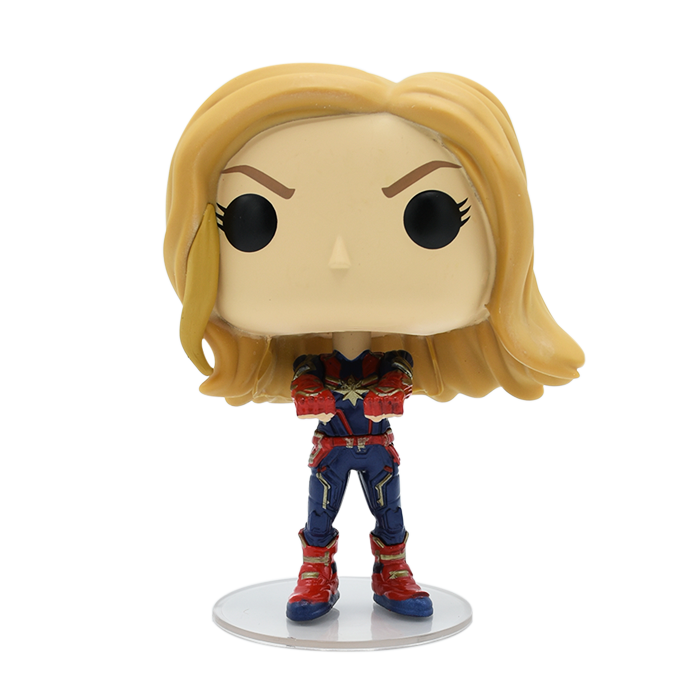CAPITAIN MARVEL FUNKO MARVEL No.459