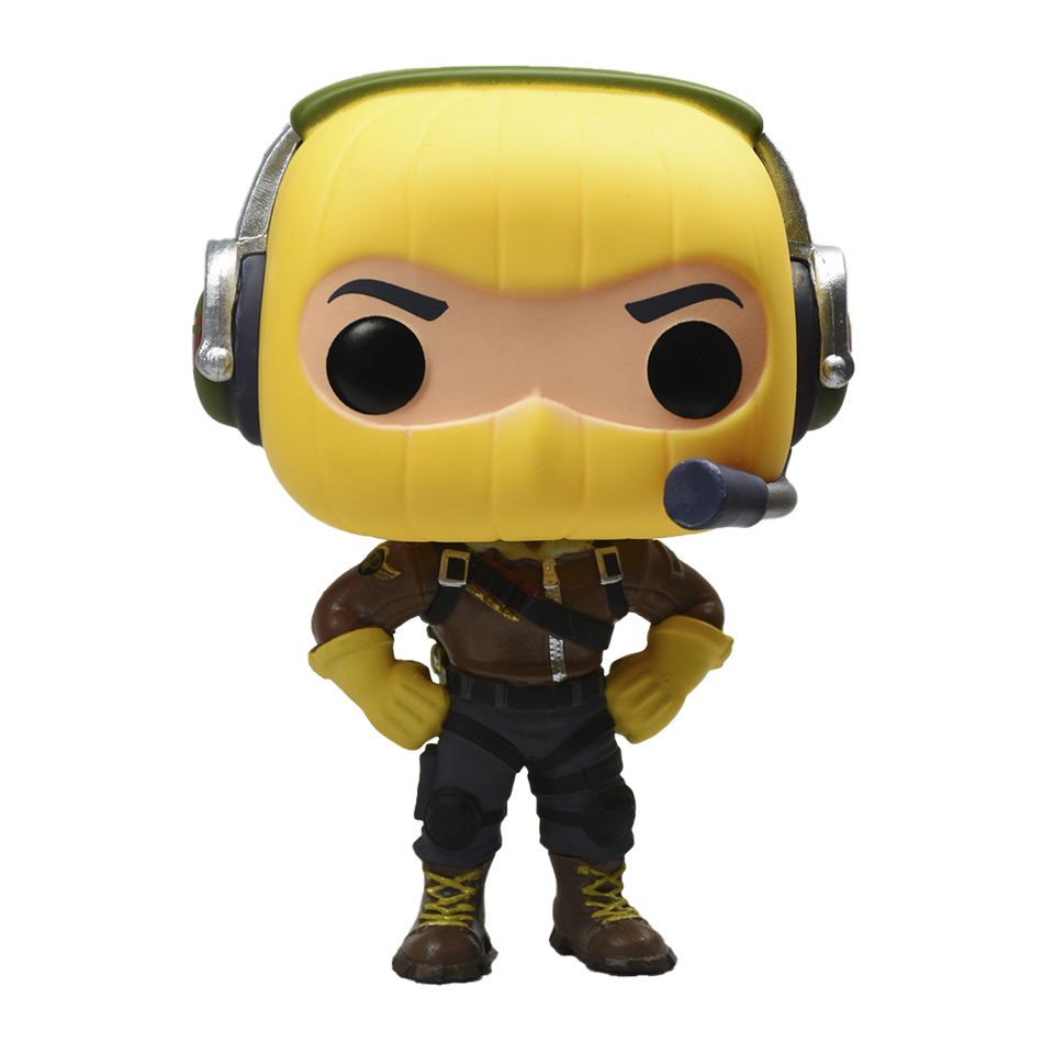 FIGURA FUNKO RAPTOR FORTNITE No. 436