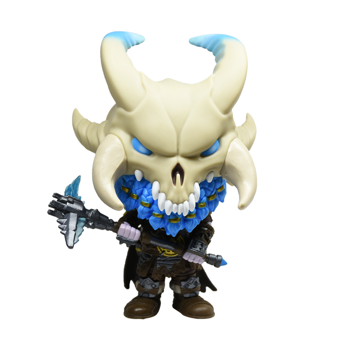 RAGNAROK FUNKO FORTNITE S2 BLANCO No.465