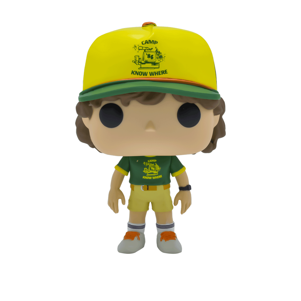 FIGURA FUNKO DUSTIN STRANGER THINGS  No.804