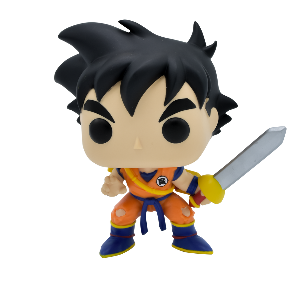 FIGURA FUNKO YOUNG GOHAN W SWORD DRAGON BALL Z S6 No. 621