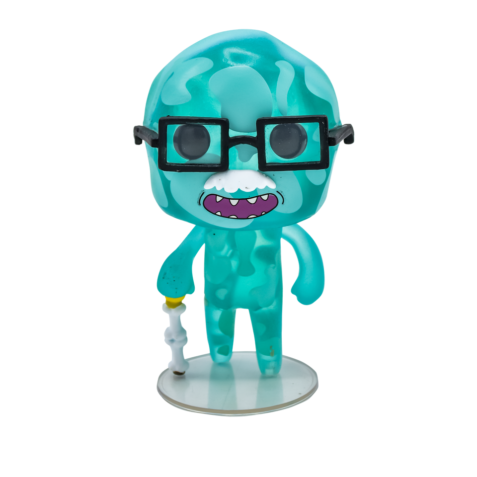 FIGURA FUNKO DR. XENON BLOOM RICK AND MORTHY No. 570