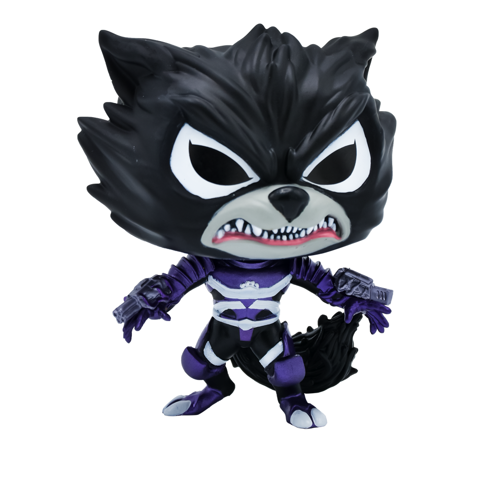 FIGURA FUNKO ROCKET RACCOON MARVEL VENOM S2 No.515