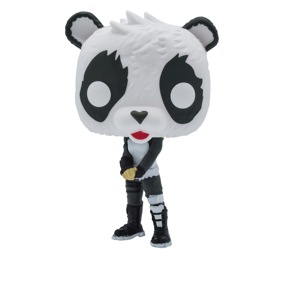 FIGURA FUNKO PANDA TEAM LEADER FORTNITE S3 No. 515