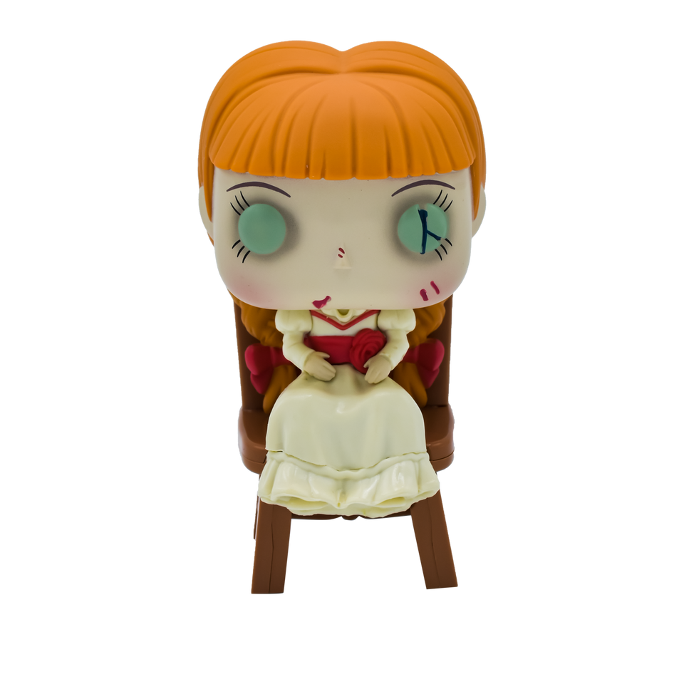 FIGURA FUNKO ANABELLE IN CHAIR ANABELLE No. 790