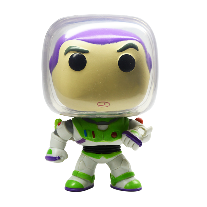 BUZZ FUNKO TOY STORY BLANCO No.169