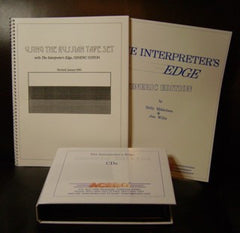 The Interpreter's Edge, Generic Edition, with the Russian CD Set