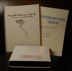 The Interpreter's Edge, Generic Edition, with the Vietnamese CD Set