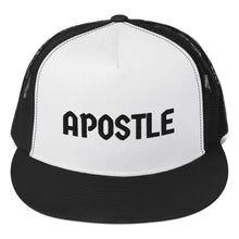 Load image into Gallery viewer, The Ascension High Fashion Street Logos Line 5 Panel Trucker Cap Yupoong