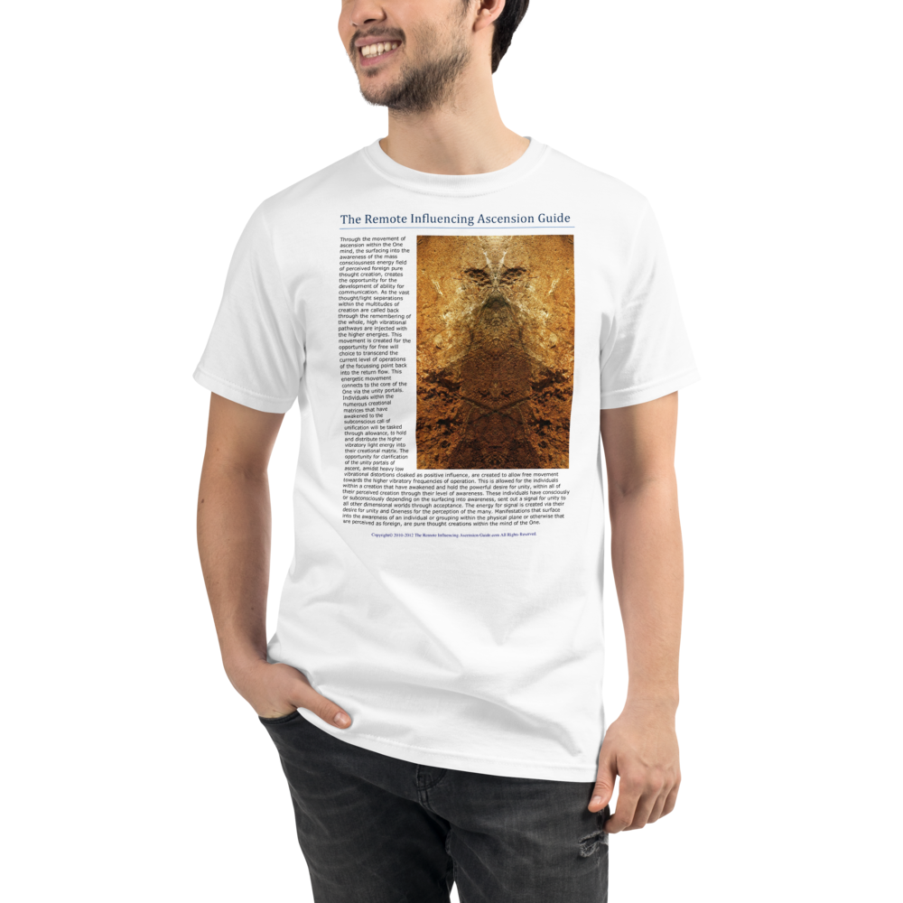 Ascension And Foreign Pure Thought Creation Communication -  Men's T-Shirt