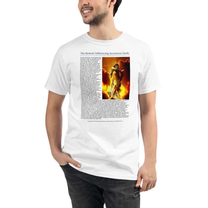 Remote Influencing War And Peace -  Men's T-Shirt