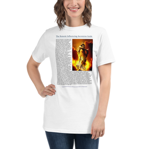 Remote Influencing War And Peace -  Women's T-Shirt