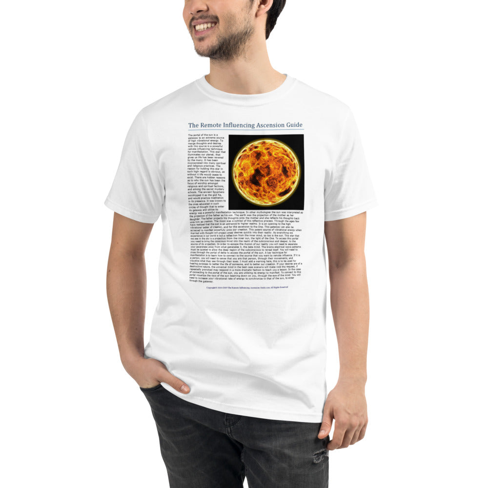 The Portal Of The Sun - Men's T-Shirt