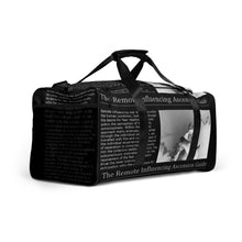 Load image into Gallery viewer, The Ascension High Fashion Street Logos Duffle Bag