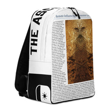 Load image into Gallery viewer, The Ascension High Fashion Street Logos Line Minimalist Backpack