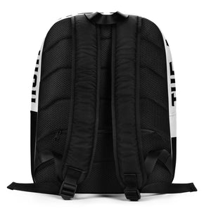 The Ascension High Fashion Street Logos Line Minimalist Backpack