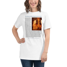 Load image into Gallery viewer, Ascension And The Fall Of Man -  Women's T-Shirt