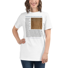 Load image into Gallery viewer, Ascension And The Living Christ - Women's T-Shirt - High Fashion
