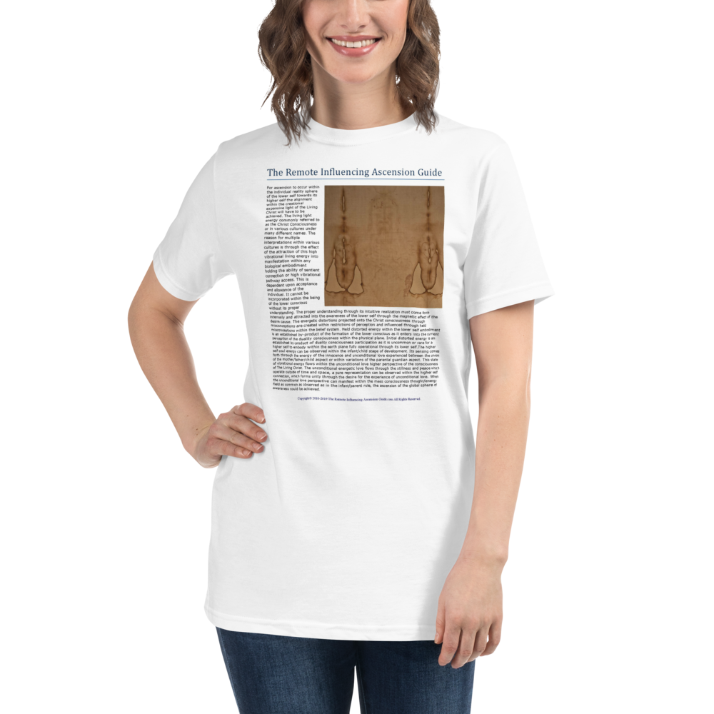 Ascension And The Living Christ - Women's T-Shirt - High Fashion