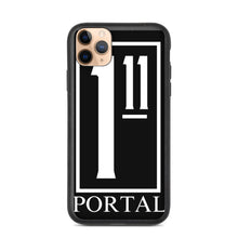 Load image into Gallery viewer, The Ascension High Fashion Street Portal Line Biodegradable IPhone Case