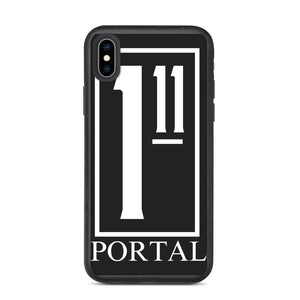The Ascension High Fashion Street Portal Biodegradable IPhone Case