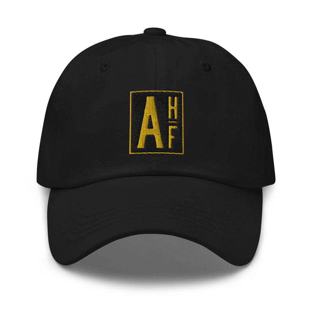 The Ascension High Fashion Street Signature Classic Dad Hat Yupoong