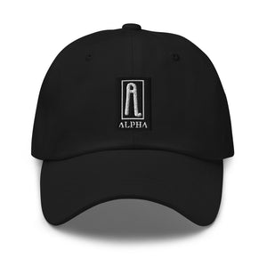 The Ascension High Fashion Street ALPHA Classic Dad Hat Yupoong