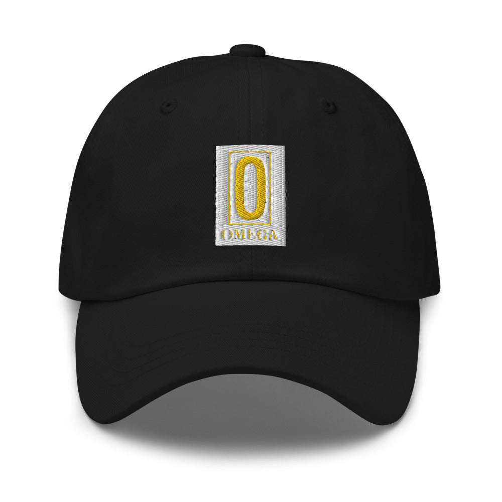 The Ascension High Fashion Street Omega Classic Dad Hat Yupoong
