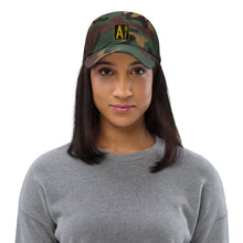 Load image into Gallery viewer, The Ascension High Fashion Street Signature Classic Dad Hat Yupoong