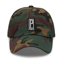 Load image into Gallery viewer, The Ascension High Fashion Street Power Classic Dad Hat Yupoong