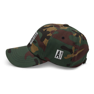 The Ascension High Fashion Street Logos Line Classic Dad Hat Yupoong