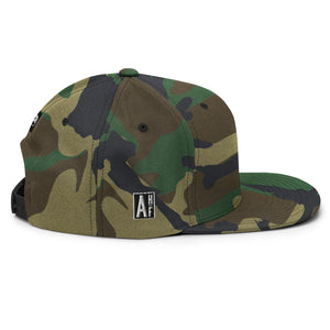 The Ascension High Fashion Street Portal Classic Snapback Hat Yupoong
