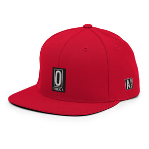 The Ascension High Fashion Street Omega Classic Snapback Hat Yupoong