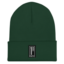 Load image into Gallery viewer, The Ascension High Fashion Street Portal Line Cuffed Beanie Yupoong