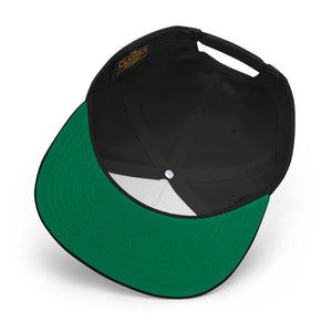 The Ascension High Fashion Street Logos Line Flat Bill Cap Yupoong