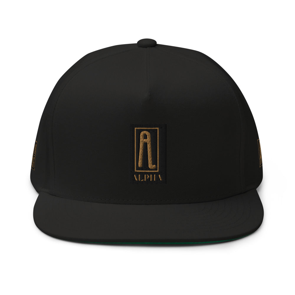 The Ascension High Fashion Street Alpha High Profile Flat Bill Cap Yupoong