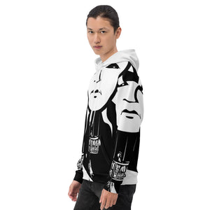 The Ascension High Fashion Street SUN GOD Unisex Hoodie