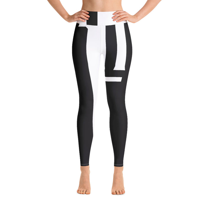 The Ascension High Fashion Portal Line - Yoga Leggings