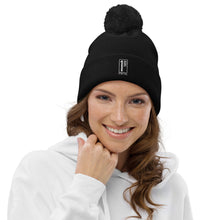 Load image into Gallery viewer, The Ascension High Fashion Street Portal Line Pom Pom Beanie Beechfield