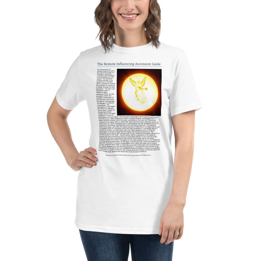 Remote Influencing And The Guide - Women's T-Shirt