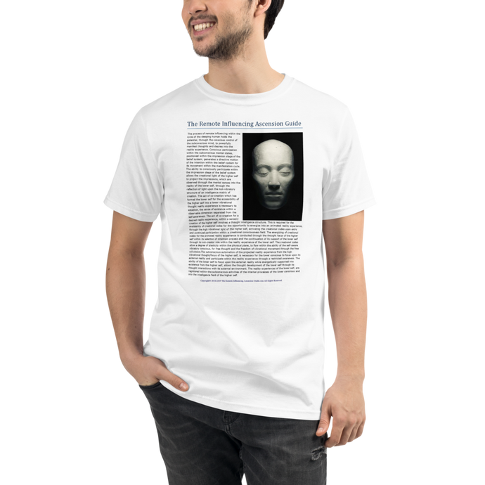 Remote Influencing And The Sleeping Human - Men's T-Shirt -  High Fashion