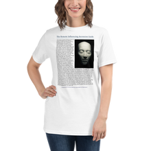 Load image into Gallery viewer, Remote Influencing And The Sleeping Human - Women's T-Shirt -  High Fashion