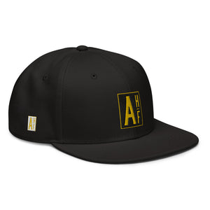 The Ascension High Fashion Street Logos High Profile Snapback Hat Otto