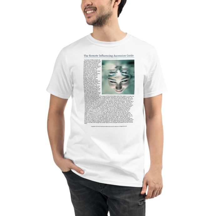The Portal Of Delta And The Unconscious Mind - Men's T-Shirt