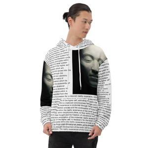 The Ascension High Fashion Street Logos Line USA Unisex Hoodie